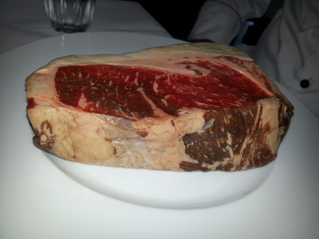The Grand Roastbeef 300-400g aus dem The Grand Restaurant Berlin